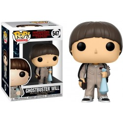 Funko Pop! Stranger Things - Will Cazafantasma