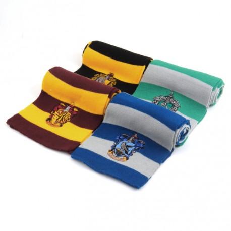 Bufanda Harry Potter Casa