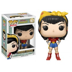 Funko Pop! DC Comics Bombshells - Wonder Woman