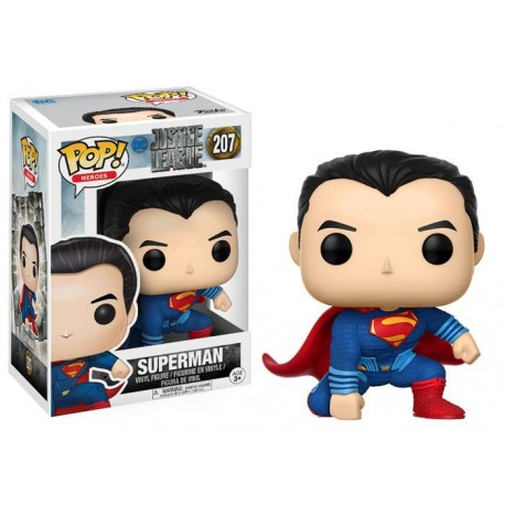 Funko Pop LJ Superman 207