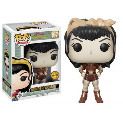 Funko Pop! DC Comics Bobshells - Wonder Woman Chase