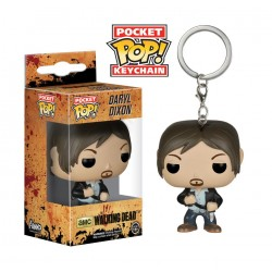 Llavero Funko Pop! The Walking Dead - Daryl Dixon