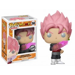 Funko Pop! Dragon Ball Super - Goku Black Super Saiyan Rose (260)