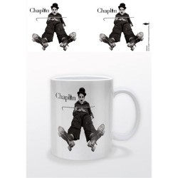 Taza Charlie Chaplin