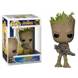 Funko Pop! Vengadores: Infinity War - Groot (293)