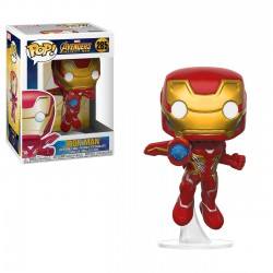 Funko Pop! Vengadores: Infinity War - Iron Man (285)