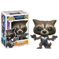 Funko Pop! Guardianes de la Galaxia Vol. 2 - Rocket (210)