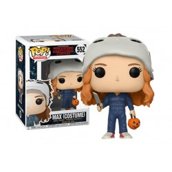 Funko Pop! Stranger Things - Max (Disfraz) Exclusivo (552)
