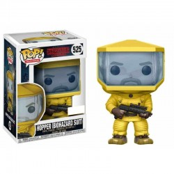 Funko Pop! Stranger Things - Hopper Traje Bio (525)