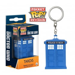 Llavero Funko Pop! Doctor Who -  Tardis