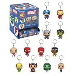 Pop Marvel Llavero Sorpresa