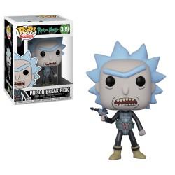Funko Pop! Rick y Morty - Rick Fuga de Prisión (339)