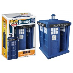 Pop Doctor Who Tardis 227