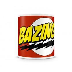 Taza Big Bang Theory Bazinga