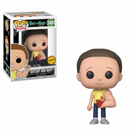 Pop Morty Brazo Chase 340