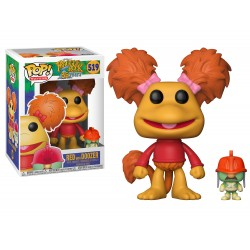 Funko Pop! Fraggle Rock - Red y Doozer (519)