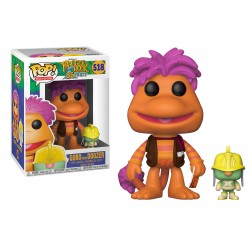 Funko Pop! Fraggle Rock - Gobo con Doozer (518)