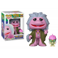 Funko Pop! Fraggle Rock - Mokey con Doozer (522)