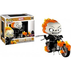 Funko Pop! Marvel - Motorista Fantasma (33)