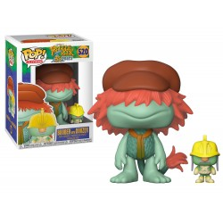 Funko Pop! Fraggle Rock - Boober con Doozer (520)