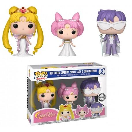Pop Sailor Moon Pack-3