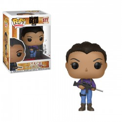 Funko Pop! The Walking Dead - Sasha (577)
