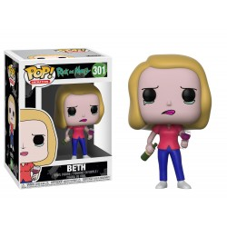 Funko Pop! Rick y Morty - Beth (301)