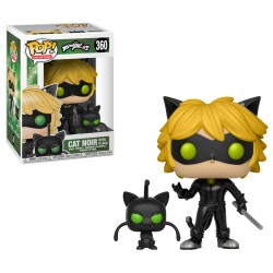 Pop LB Cat Noir With Plagg 360