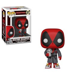 Pop Deadpool Bedtime 327