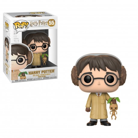 Pop HP Herbol, Harry 55