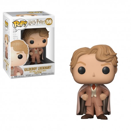 Pop HP Gilderoy Lockhart 59