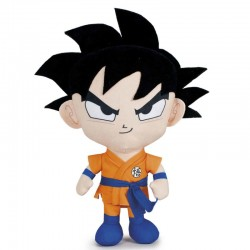 Peluche Dragon Ball Goku Black