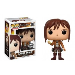 Funko Pop! Ataque a los Titanes - Sasha Braus Exclusivo (238)