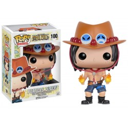 Funko Pop! One Piece - Portgas. D. Ace (100)