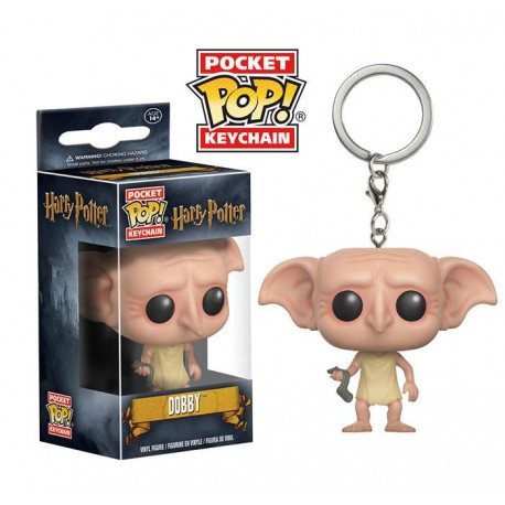 Pop Llavero HP Dobby