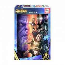 Puzzle Los Vengadores 500 Pz