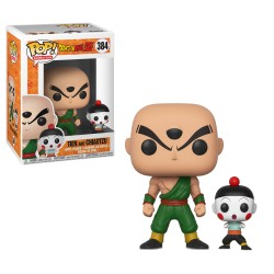 Funko Pop! Dragon Ball Z - Tien y Chaoz (384)