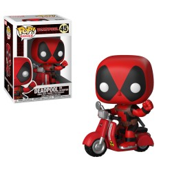Funko Pop! Deadpool - Deadpool en Scooter (48)