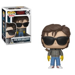 Funko Pop! Stranger Things - Steve (con gafas de sol) (638)