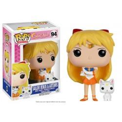 Funko Pop! Sailor Moon - Venus y Artemis (94)