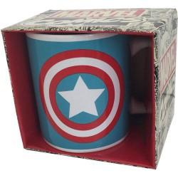 Taza Capitán América 40cl