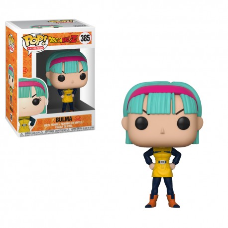 Funko Pop DBZ Bulma 385