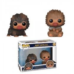 Funko Pop! Animales Fantásticos 2 - Bebés Niffler (2 Pack)
