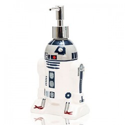 Dispensador Jabón SW R2D2