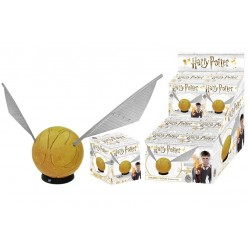 Puzle Harry Potter - 3D Snitch 64 Piezas