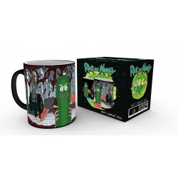 Taza Térmica - Rick y Morty - Pickle Rick