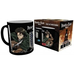 Taza Térmica - Attack on Titan - Scouts