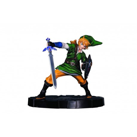 bfdb21e6be8 Figura - The Legend of Zelda: Skyward Sword - Link (25cm) - El Reino ...