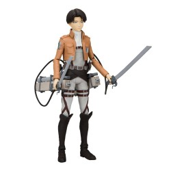 Figura AT Levi Ackerman 18cm