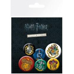 Pack Chapas HP Harry Potter